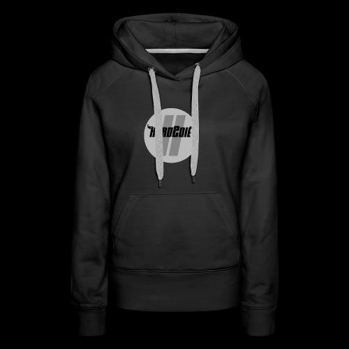 Hard2die Logo - Frauen Premium Hoodie