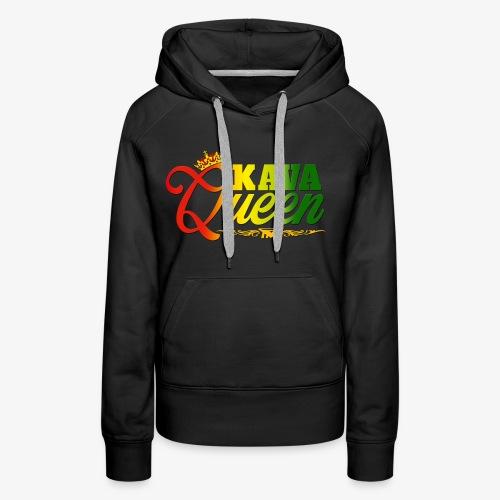 Kava Queen - Women's Premium Hoodie