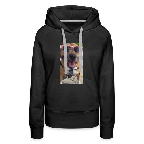 Cool Dog Foxy - Vrouwen Premium hoodie