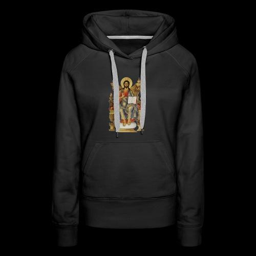 Jesus - Women's Premium Hoodie