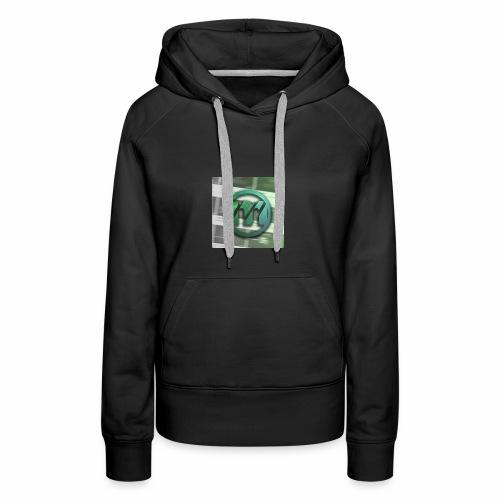 T-shirt Mattieboss - Vrouwen Premium hoodie