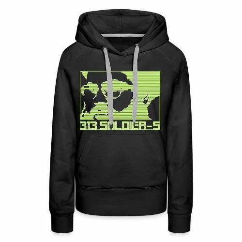 313 SOLDIERS - Frauen Premium Hoodie