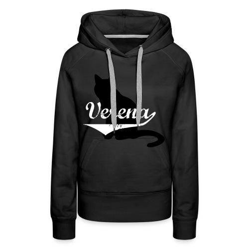 Verena Cat - Frauen Premium Hoodie