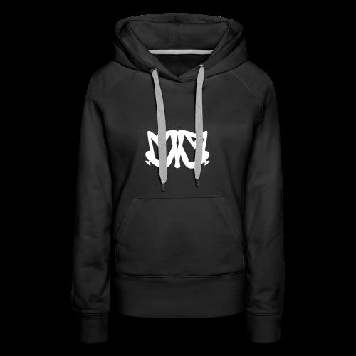 kiwi one - Vrouwen Premium hoodie