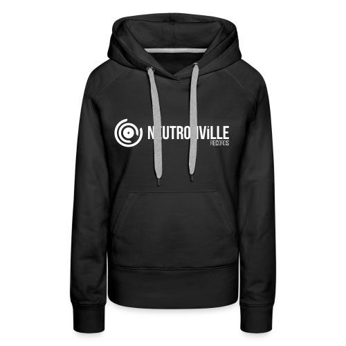 Neutronville Logo - Frauen Premium Hoodie