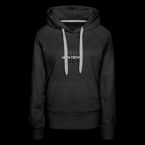 logo 2 - Frauen Premium Hoodie