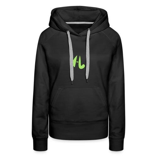 pnglogo - Vrouwen Premium hoodie