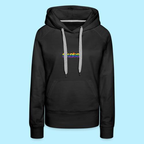 8888 - Vrouwen Premium hoodie