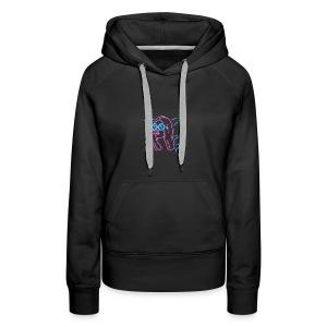 Girl Neon - Women's Premium Hoodie