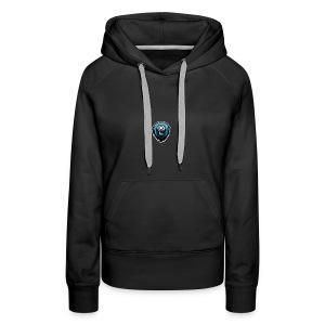 Comfy GYT Flame hoodie - Women's Premium Hoodie