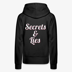 Secrets and Lies - Women's Premium Hoodie