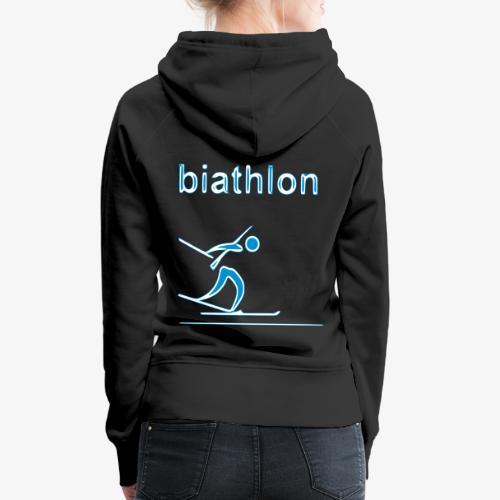 biathlon Winter Games 2reborn - Frauen Premium Hoodie