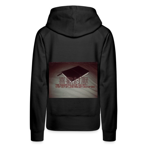 Book of meaning - Women's Premium Hoodie