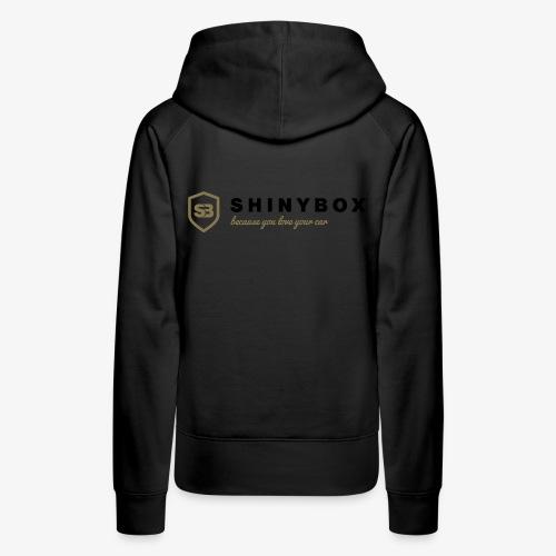 Shiny Box - Frauen Premium Hoodie