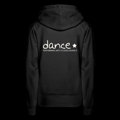 Dance *weiß* - Frauen Premium Hoodie