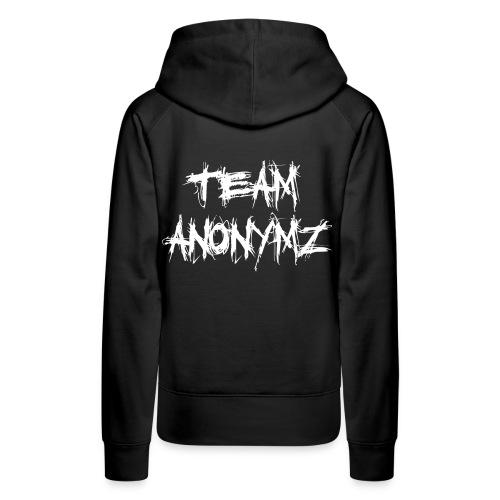Team Anonymz - Frauen Premium Hoodie