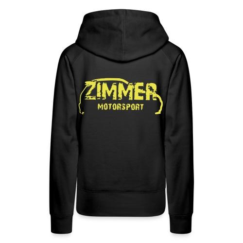 Zimmer Motorsport - Frauen Premium Hoodie