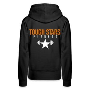 Tough Stars - Women's Premium Hoodie