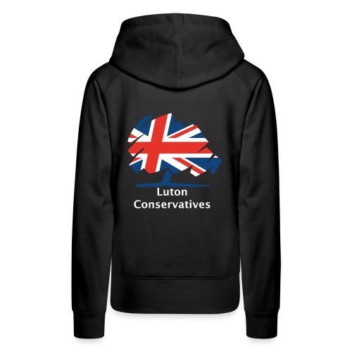 Luton Conservatives - Women's Premium Hoodie