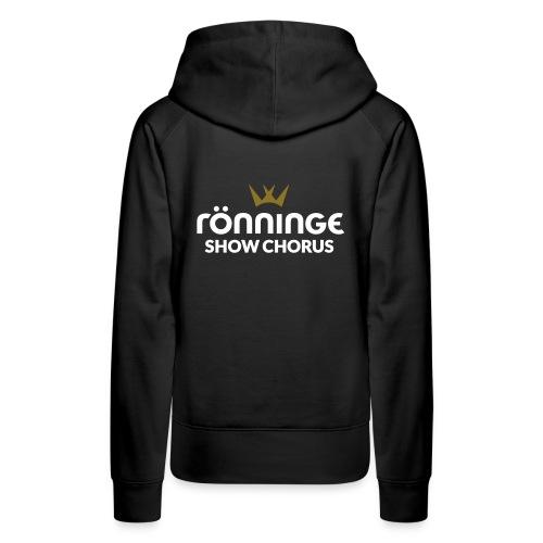Ronninge Show Chorus 2 COLOUR - Premiumluvtröja dam