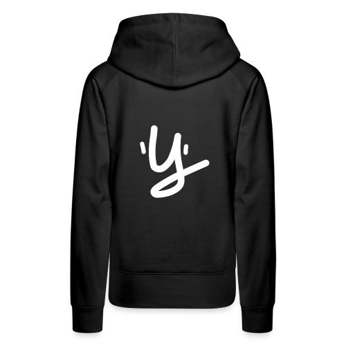 Y - Frauen Premium Hoodie