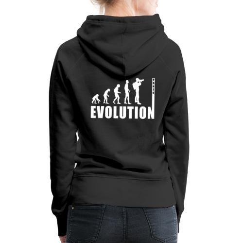 EVOLUTION PHOTOGRAPH - Frauen Premium Hoodie
