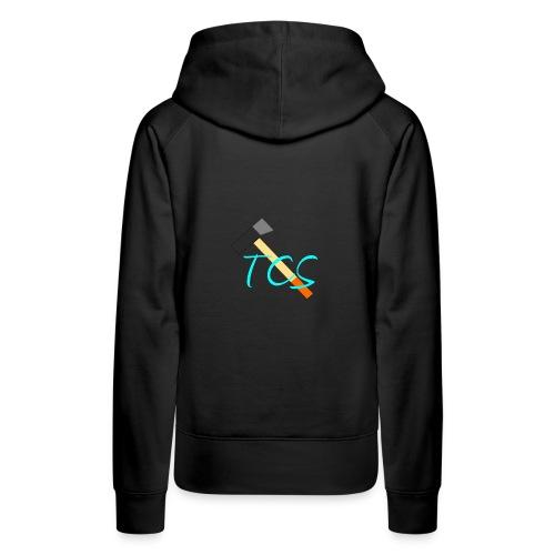 tcs drawn - Women's Premium Hoodie