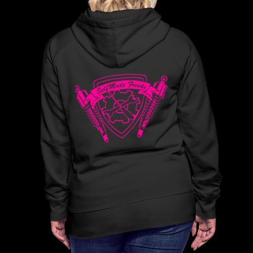 SlfMdFrks pink - Frauen Premium Hoodie