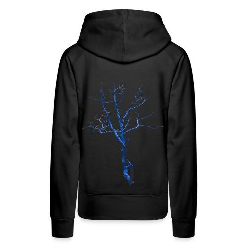 Det Blåa Trädet - Premiumluvtröja dam