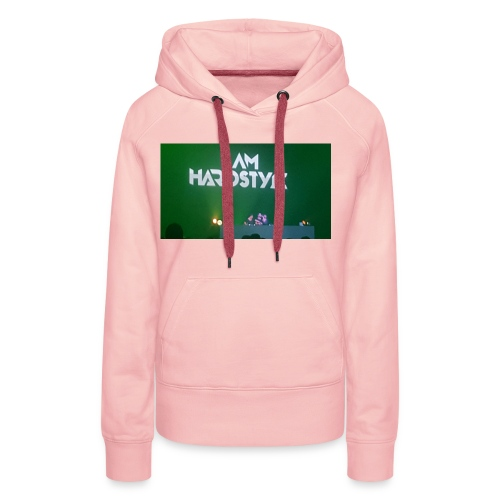 I Am Hardstyle - Frauen Premium Hoodie