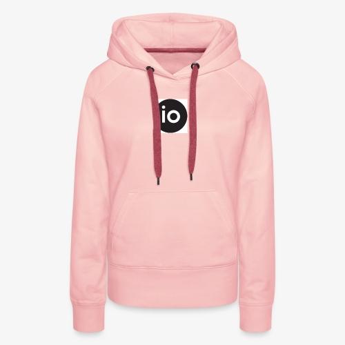 IO - Frauen Premium Hoodie