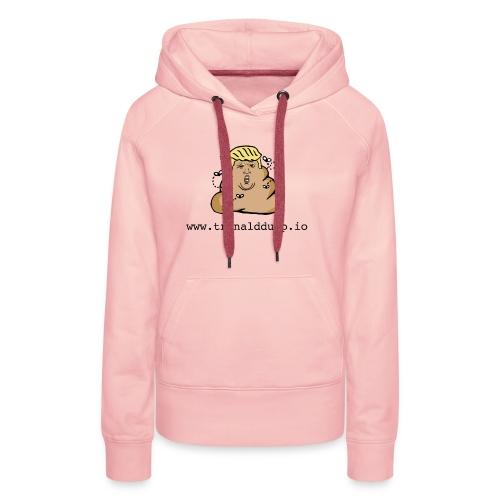 Tronald Dump - Women's Premium Hoodie