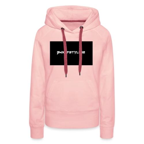 BMXofStYle112 - Frauen Premium Hoodie