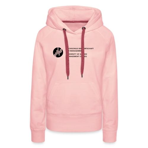 Logo_SW - Frauen Premium Hoodie