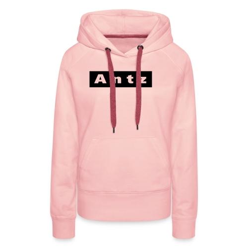 antz logo - Premiumluvtröja dam
