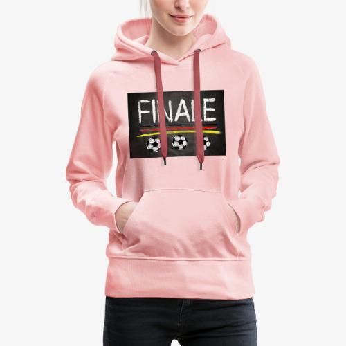 Finale Deutschland - Frauen Premium Hoodie