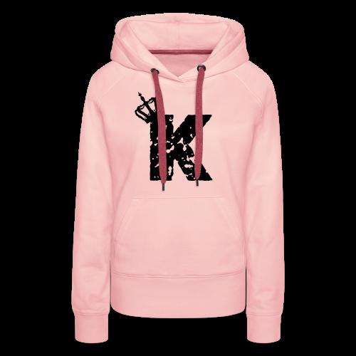 Kinzzyy Black - Frauen Premium Hoodie