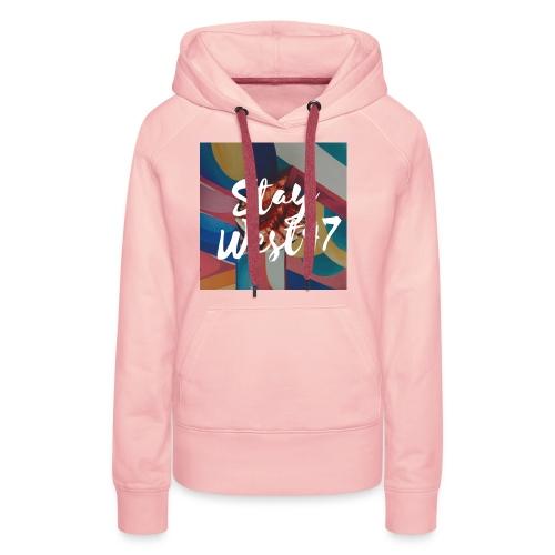 Mr WEST 47 - Frauen Premium Hoodie