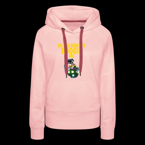 BOOGIE - Vrouwen Premium hoodie