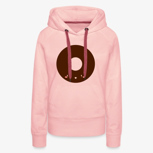Happy Doughnut - Women's Premium Hoodie