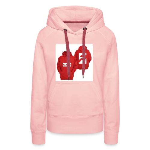 red elgiro hoodie - Women's Premium Hoodie