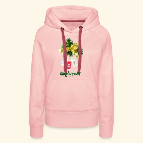 GINgle Bells - Frauen Premium Hoodie