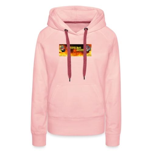 FS_BOS_Bremen - Frauen Premium Hoodie