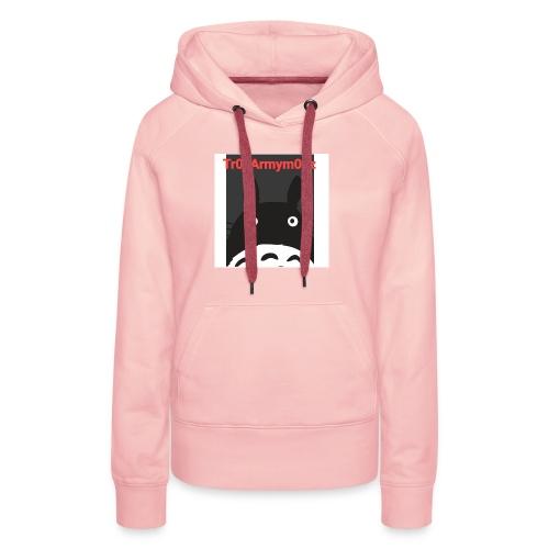 Tr0llArmyMerch - Frauen Premium Hoodie