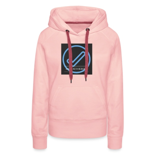 The2Joetoebers - Vrouwen Premium hoodie