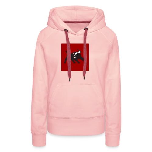 TOREROX - Sweat-shirt à capuche Premium pour femmes