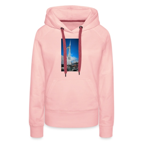 The Tower - Women's Premium Hoodie