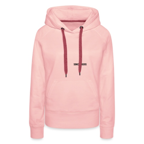 SONICBANGERS textil - Frauen Premium Hoodie