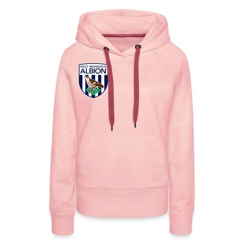 West Bromwich Albion Official Merchandise - Women's Premium Hoodie