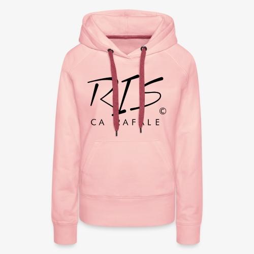 Tee Shirt RIS - Sweat-shirt à capuche Premium pour femmes